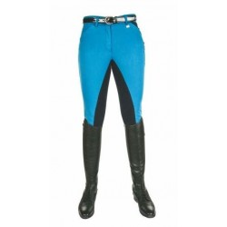 HKM PRO TEAM RIJBROEK POCKET FLAP GLOBAL TEAM BLAUW MT 40