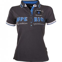 shirt Allergio maat s Royal Blauw