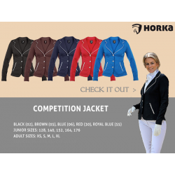 HORKA RIJJAS COMPETITION Dames & Junior