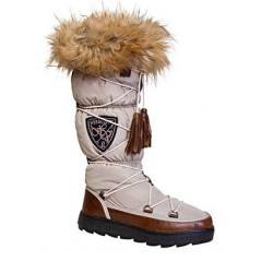 HV Polo Winterboots Voltura sand maat 38
