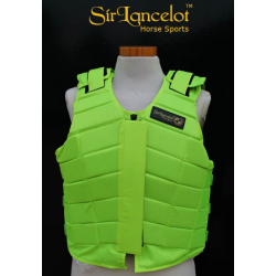 "SIR LANCELOT 8-POINT FIT™ ""SAFE DARK GLOW"" UNISEX BODYPROTECTOR (Mt. M)"