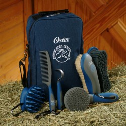 Oster Equine Care Series™ 7-Piece Grooming Kit - Blue