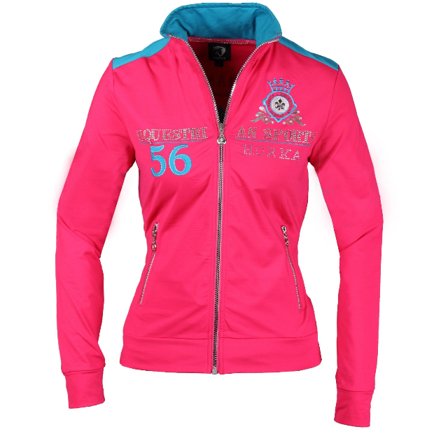 HORKA Florida Technical Jacket - Fuchsia